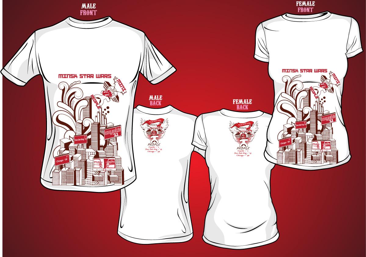 Изготовление футболок на заказ - Графический дизайн ... - photo#47